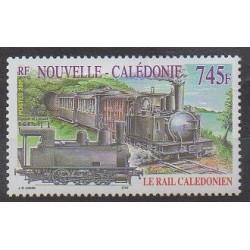 Nouvelle-Calédonie - 2005 - No 944 - Chemins de fer