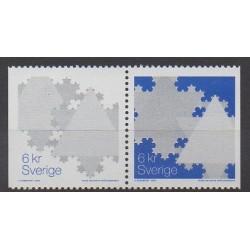 Suède - 2000 - No 2189/2190 - Noël