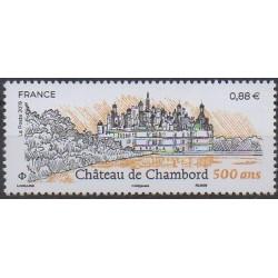 France - Poste - 2019 - Nb 5331 - Castles