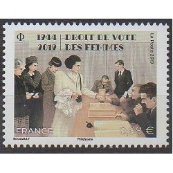 France - Poste - 2019 - Nb 5315 - Human Rights