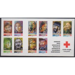 France - Booklets - 2019 - Nb BC1719 - Health