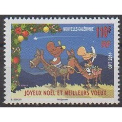 New Caledonia - 2014 - Nb 1228 - Christmas