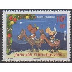 Nouvelle-Calédonie - 2014 - No 1228 - Noël