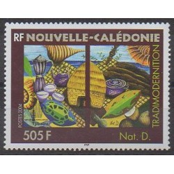New Caledonia - 2004 - Nb 935 - Paintings