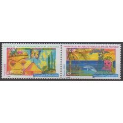 New Caledonia - 2004 - Nb 932/933