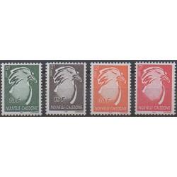 Nouvelle-Calédonie - 2003 - No 885/888