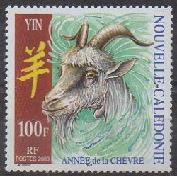 New Caledonia - 2003 - Nb 883 - Horoscope