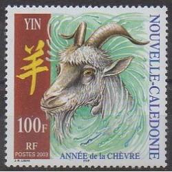 Nouvelle-Calédonie - 2003 - No 883 - Horoscope