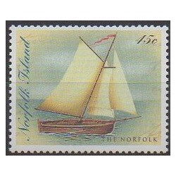 Norfolk - 1998 - Nb 651 - Boats
