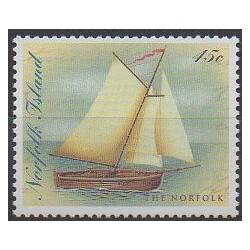 Norfolk - 1998 - No 651 - Navigation