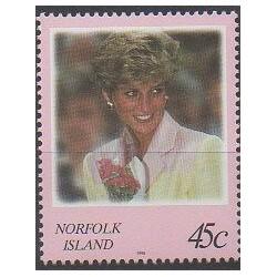 Norfolk - 1998 - No 635 - Royauté - Principauté