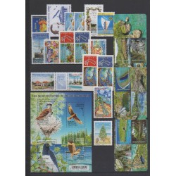 New Caledonia - Complete year - 2017 - Nb 1295/1325