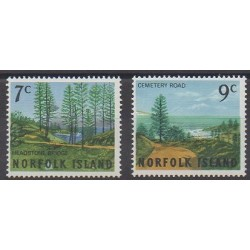 Norfolk - 1966 - Nb 74/75 - Sights