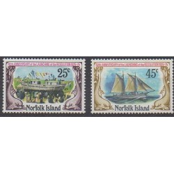 Norfolk - 1975 - Nb 169/170 - Boats