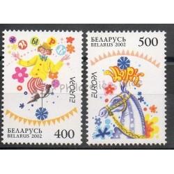 Biélorussie - 2002- No 415/416 - Cirque