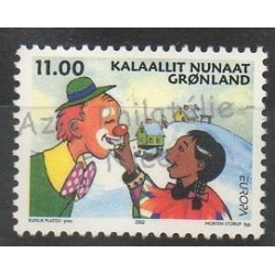 Greenland - 2002- Nb 364 - Circus