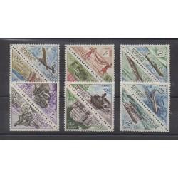 Congo (République du) - 1961 - No T34/T45 - Service postal