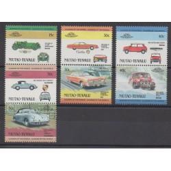 Tuvalu - 1984 - Nb 1 - Cars
