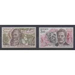 Monaco - 1953 - No 1389/1390 - Musique