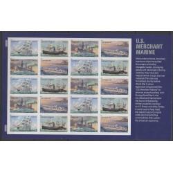 États-Unis - 2011 - No F4393/4396 - Navigation