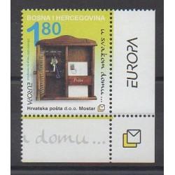 Bosnia and Herzegovina Herceg-Bosna - 2003 - Nb 99 - Postal Service - Europa