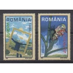 Romania - 2003 - Nb 4815/4816 - Art - Europa