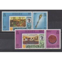 Jersey - 1983 - No 293/296 - Europa