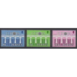 Jersey - 1984 - No 314/316 - Europa