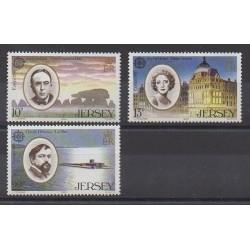 Jersey - 1985 - Nb 341/343 - Music - Europa