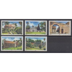 Jersey - 1986 - Nb 375/379