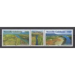 New Caledonia - 2008 - Nb 1057/1058 - Sights