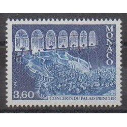 Monaco - 1984 - Nb 1429 - Music