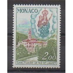 Monaco - 1984 - Nb 1426 - Churches