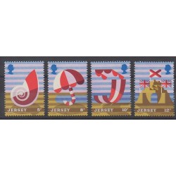 Jersey - 1975 - Nb 113/116 - Tourism
