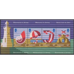 Jersey - 1975 - No BF1 - Tourisme