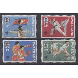 Swaziland - 1988 - Nb 541/544 - Summer Olympics