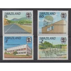 Swaziland - 1989 - Nb 557/560