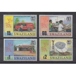 Swaziland - 1990 - No 561/564 - Service postal - Philatélie