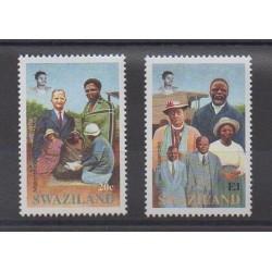 Swaziland - 1992 - No 612/613