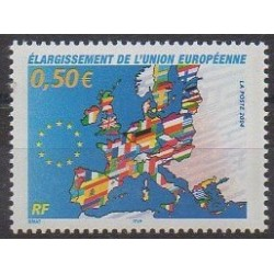 France - Poste - 2004 - Nb 3666 - Europe