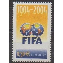 France - Poste - 2004 - Nb 3671 - Football