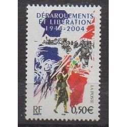 France - Poste - 2004 - Nb 3675 - Second World War