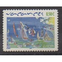 France - Autoadhésifs - 2004 - No 3672 - Navigation - Europa