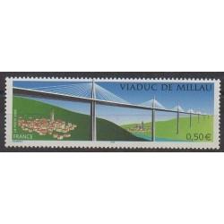 France - Poste - 2004 - Nb 3730 - Bridges