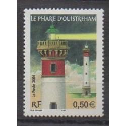 France - Poste - 2004 - Nb 3715 - Lighthouses