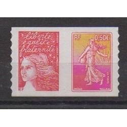 France - Self-adhesive - 2003 - Nb P3619