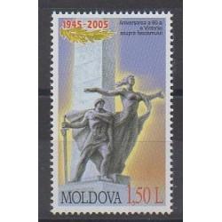 Moldavie - 2005 - No 444 - Seconde Guerre Mondiale