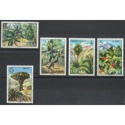 Espagne - 1973- No 1774/1778 - Fruits