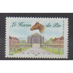 France - Poste - 2005 - Nb 3808 - Horses