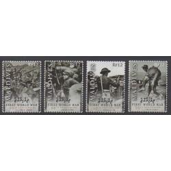 Maldives - 2008 - No 3905/3908 - Première Guerre Mondiale